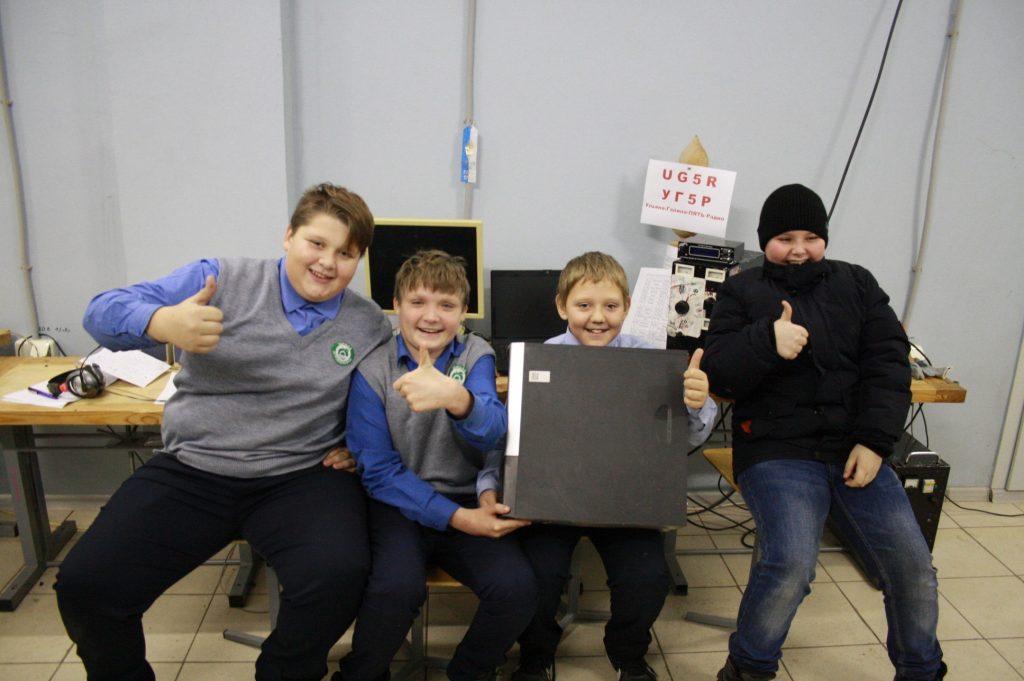 Слева направо: Артём Вивсюк, Антон Бетин, Григорий Денисов, Дмитрий Иванов