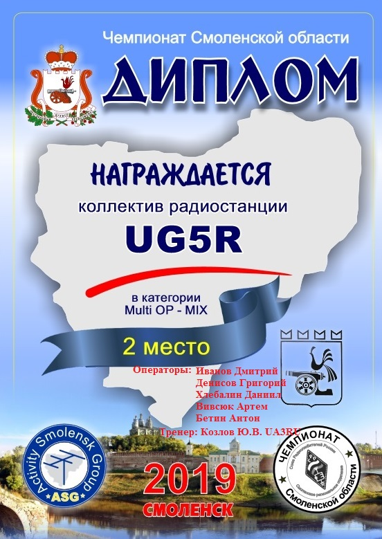 Чемпионат Смоленской области